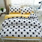 Black and White Bedding Sets For Your Dramatic Bedroom 85