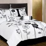 Black and White Bedding Sets For Your Dramatic Bedroom 87