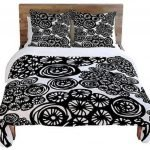 Black and White Bedding Sets For Your Dramatic Bedroom 96