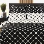 Black and White Bedding Sets For Your Dramatic Bedroom 99