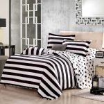 Black and White Bedding Sets For Your Dramatic Bedroom 102