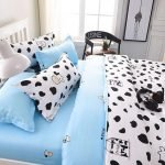 Black and White Bedding Sets For Your Dramatic Bedroom 104