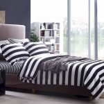 Black and White Bedding Sets For Your Dramatic Bedroom 109