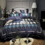 Black and White Bedding Sets For Your Dramatic Bedroom 114