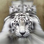 Black and White Bedding Sets For Your Dramatic Bedroom 116