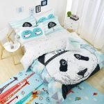 Black and White Bedding Sets For Your Dramatic Bedroom 117