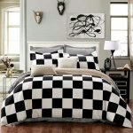 Black and White Bedding Sets For Your Dramatic Bedroom 119