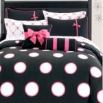 Black and White Bedding Sets For Your Dramatic Bedroom 123