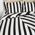 Black and White Bedding Sets For Your Dramatic Bedroom 126