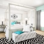 Black and White Bedding Sets For Your Dramatic Bedroom 129