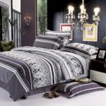 Black and White Bedding Sets For Your Dramatic Bedroom 132