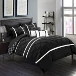 Black and White Bedding Sets For Your Dramatic Bedroom 135