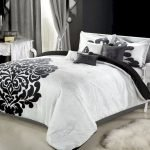 Black and White Bedding Sets For Your Dramatic Bedroom 139
