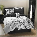 Black and White Bedding Sets For Your Dramatic Bedroom 146