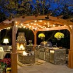 Ultimate Backyard Fireplace Sets The Outdoor Scene 109
