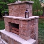 Ultimate Backyard Fireplace Sets The Outdoor Scene 116