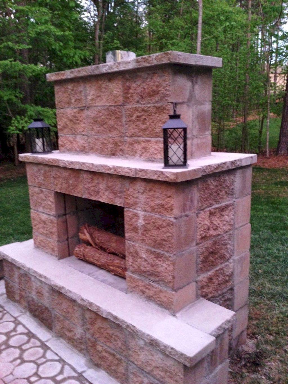 Backyard Fireplace010