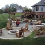 Ultimate Backyard Fireplace Sets The Outdoor Scene 118