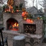 Ultimate Backyard Fireplace Sets The Outdoor Scene 119