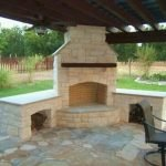 Ultimate Backyard Fireplace Sets The Outdoor Scene 130