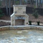 Ultimate Backyard Fireplace Sets The Outdoor Scene 131