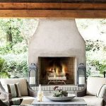 Ultimate Backyard Fireplace Sets The Outdoor Scene 141