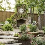 Ultimate Backyard Fireplace Sets The Outdoor Scene 142