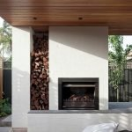Ultimate Backyard Fireplace Sets The Outdoor Scene 144