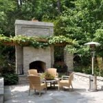 Ultimate Backyard Fireplace Sets The Outdoor Scene 152