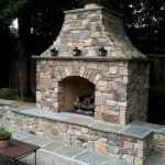 Ultimate Backyard Fireplace Sets The Outdoor Scene 155