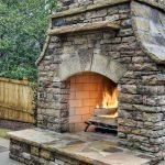 Ultimate Backyard Fireplace Sets The Outdoor Scene 160