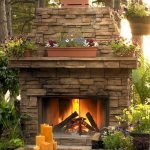 Ultimate Backyard Fireplace Sets The Outdoor Scene 162