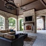 Ultimate Backyard Fireplace Sets The Outdoor Scene 1