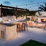 Ultimate Backyard Fireplace Sets The Outdoor Scene 2