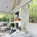Ultimate Backyard Fireplace Sets The Outdoor Scene 3