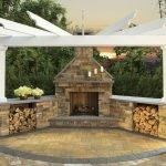 Ultimate Backyard Fireplace Sets The Outdoor Scene 4
