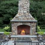 Ultimate Backyard Fireplace Sets The Outdoor Scene 5