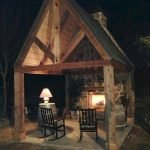 Ultimate Backyard Fireplace Sets The Outdoor Scene 6