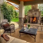 Ultimate Backyard Fireplace Sets The Outdoor Scene 8