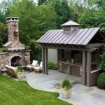 Ultimate Backyard Fireplace Sets The Outdoor Scene 12