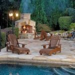Ultimate Backyard Fireplace Sets The Outdoor Scene 13