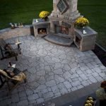 Ultimate Backyard Fireplace Sets The Outdoor Scene 16
