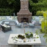 Ultimate Backyard Fireplace Sets The Outdoor Scene 19