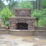 Ultimate Backyard Fireplace Sets The Outdoor Scene 20