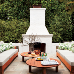 Ultimate Backyard Fireplace Sets The Outdoor Scene 26