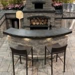 Ultimate Backyard Fireplace Sets The Outdoor Scene 28