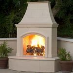 Ultimate Backyard Fireplace Sets The Outdoor Scene 29