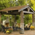 Ultimate Backyard Fireplace Sets The Outdoor Scene 30