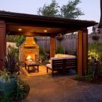 Ultimate Backyard Fireplace Sets The Outdoor Scene 32
