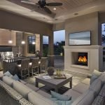 Ultimate Backyard Fireplace Sets The Outdoor Scene 34
